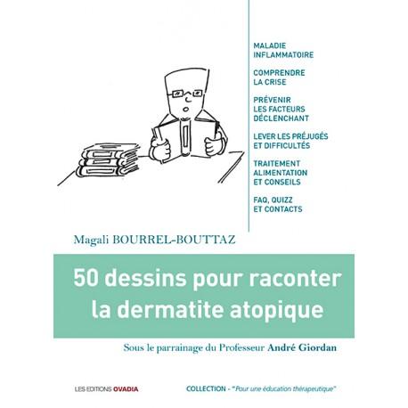 50 dessins pour raconter la dermatite atopique