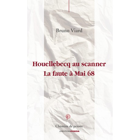 Houellebecq au scanner La faute à Mai 68