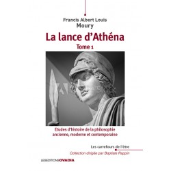 La Lance d'Athéna, tome 1 -...