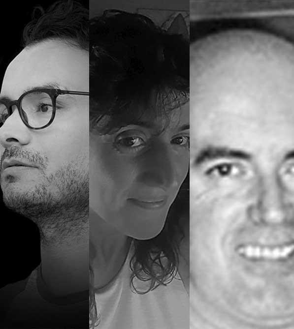 Walid Ben Medjedel, Dalma Sofía Ahues Mardones & Neil Finn